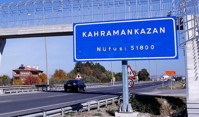 Kazan'ın adı 'Kahramankazan' oldu