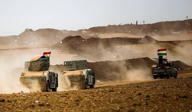 4 köy daha DEAŞ'tan alındı