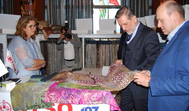 Bursa 23 ülkeden 200 işadamını ağırladı