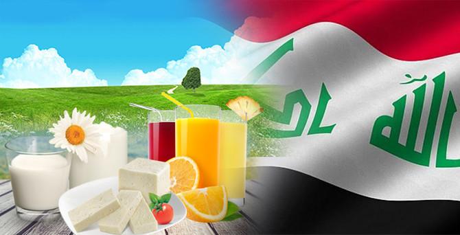 Dünya devi, Irak için fason süt ürünleri ürettirmek istiyor