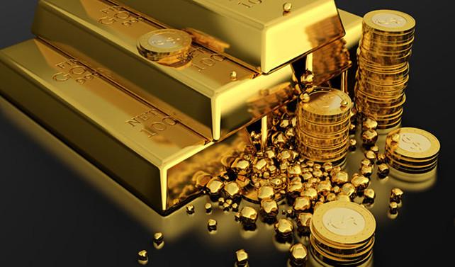 Altın 124,2 liraya geriledi