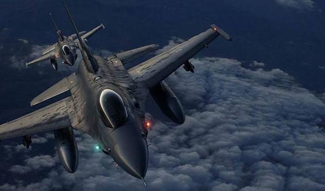 Türk savaş uçakları 6 IŞİD hedefini imha etti