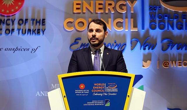 Türkiye, enerji projelerine güven veren bir partner oldu