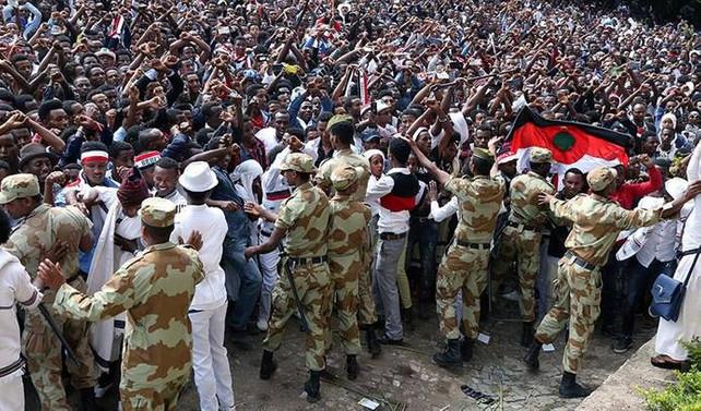 Etiyopya'da olağanüstü hal ilan edildi
