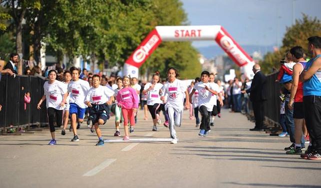 'Eker I Run' birincileri Paris Maratonu'nda yarışacak