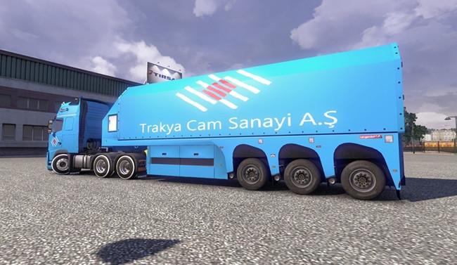 Trakya Cam, İtalya'daki satın almayı bitirdi