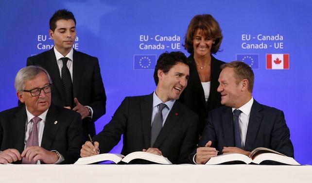 Tarihi CETA anlaşması hakkında yanıt bekleyen sorular