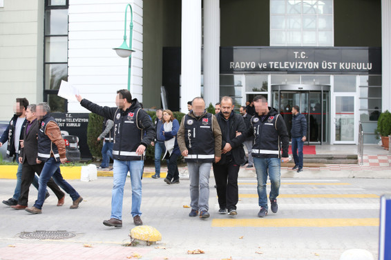 RTÜK'e operayon: 21 gözaltı