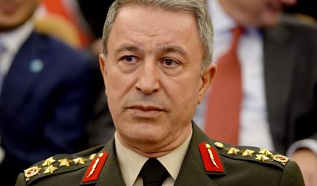 Genelkurmay Başkanı Akar Rusya'da