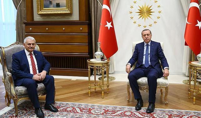 Başbakan'dan program dışı ziyaret