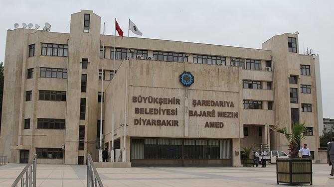 Diyarbakır Belediyesi'ne kayyum atandı