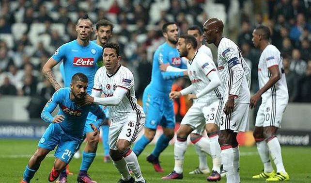 Vodafone Arena'da tek gollü beraberlik
