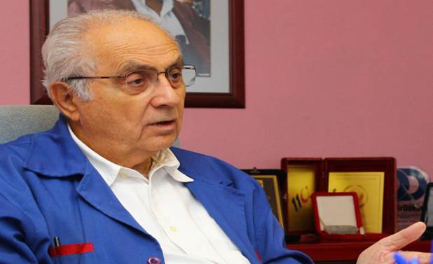 Duayen sanayici Türker Çilingir toprağa verildi