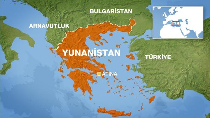 Yunanistan'da işsizlik yükseldi