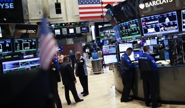 Dow Jones'ta tüm zamanların rekoru