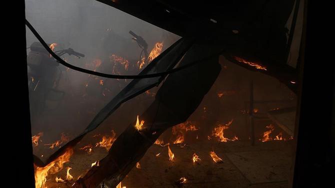 Hindistan'da fabrika yangını: 13 ölü, 9 yaralı