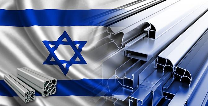 İsrail alüminyum profilde Türkiye'yi tercih ediyor