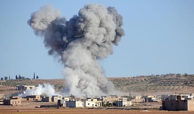 Fırat Kalkanı Harekatında 6 yerleşim yeri kontrol altına alındı