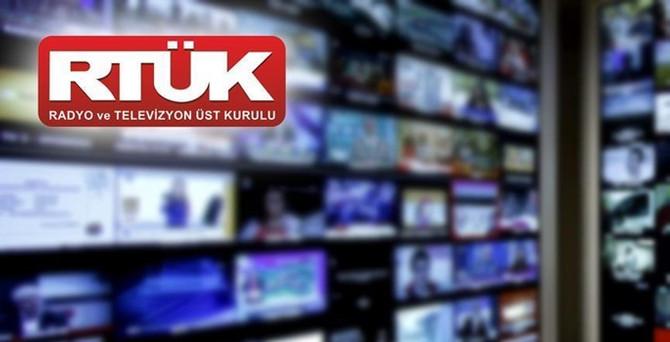 İki haftada 24 kanala 123 ceza verdi
