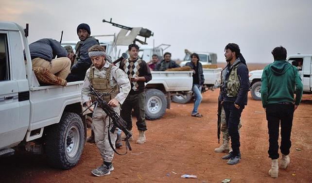 ÖSO El Bab'ı kurtarmak için harekete geçti