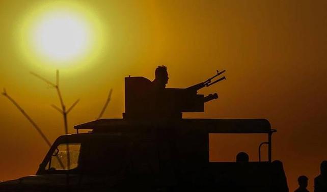 'DEAŞ liderleri yakınlarını Musul'un doğusundan tahliye ediyor'