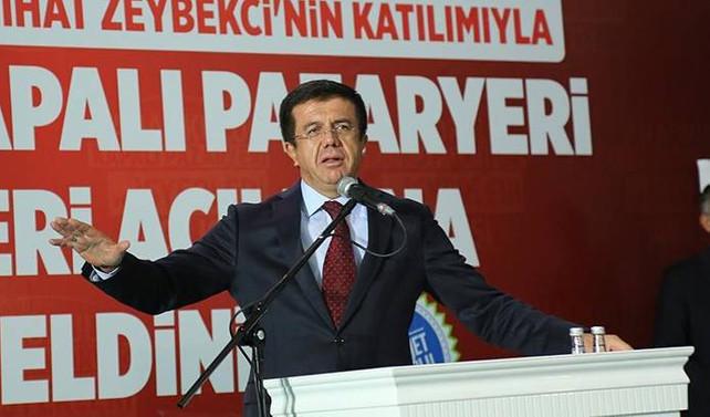 Zeybekci'den asgari ücret açıklaması