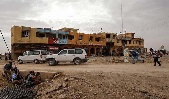 Musul'da 2 gazeteci öldü, 14 gazeteci yaralandı