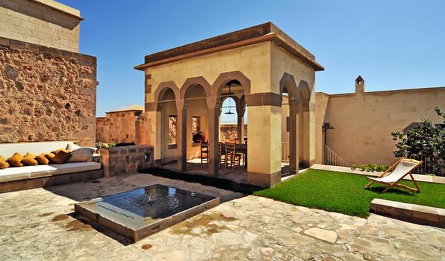 Dünyanın En Güzel Tarihi Lüks Oteli argos in Cappadocia seçildi