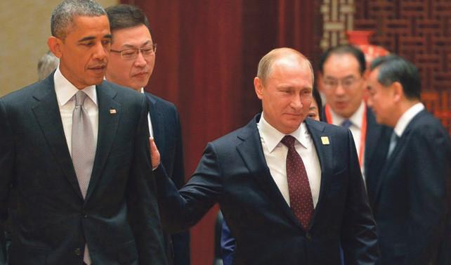 'Obama ve Putin görüşebilir'