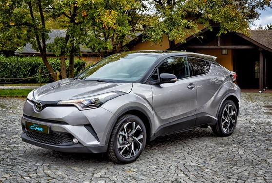 Toyota C-HR iddialı geliyor