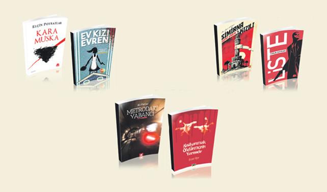 Bir yılın telif polisiye romanları