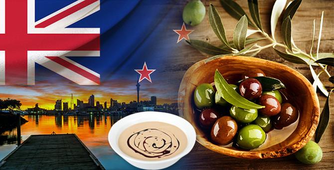 Tahinimiz ve zeytinimiz Yeni Zelanda'dan isteniyor