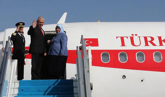Başbakan Yıldırım Rusya'ya gidiyor