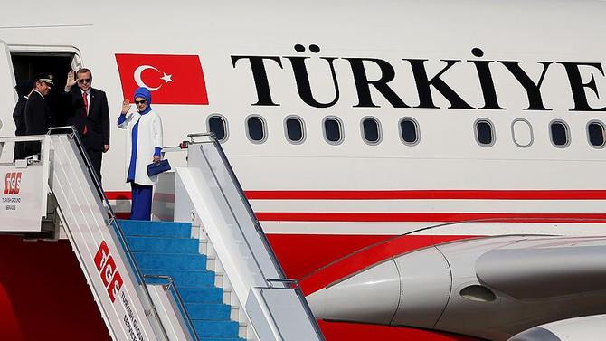 Erdoğan, Pakistan ve Özbekistan'a gidecek