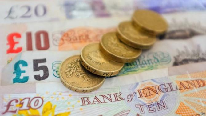 'İngiltere 2017'de yüzde 1,2 büyür'