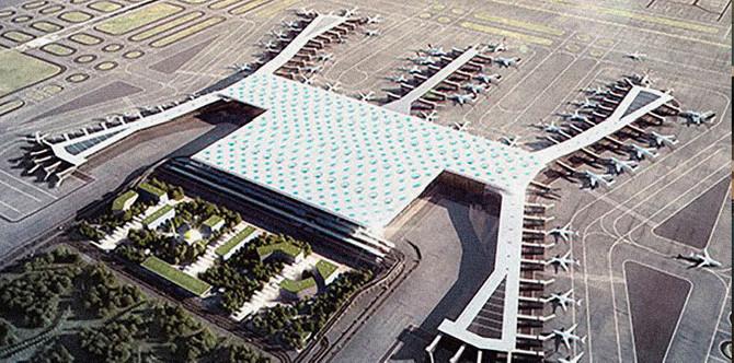 İstanbul Yeni Havalimanı ile ilgili görsel sonucu