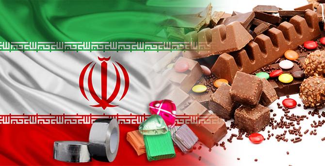 İran'da şekerlemeler Türk malı ambalajla sarılacak