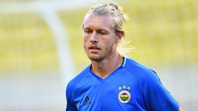 Fenerbahçe'ye Kjaer'den sevindirici haber