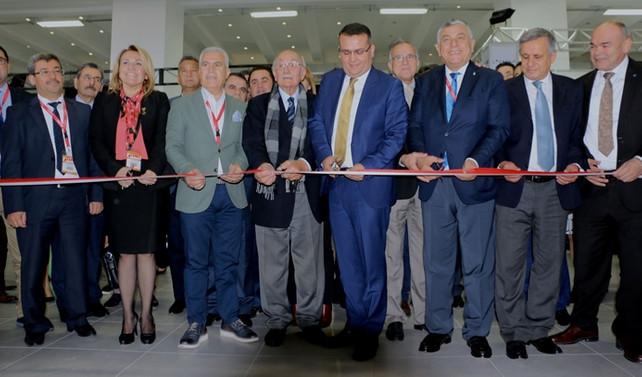 24. YAPEX Fuarı Antalya'da kapılarını açtı