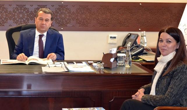 'Eskişehir'in 3 sektörde potansiyelini açığa çıkaracağız'