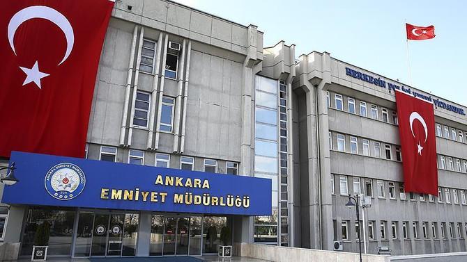 Ankara'da 539 polis göreve döndü