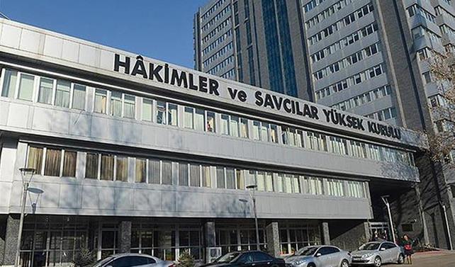 HSYK, 203 yargı mensubunu ihraç etti