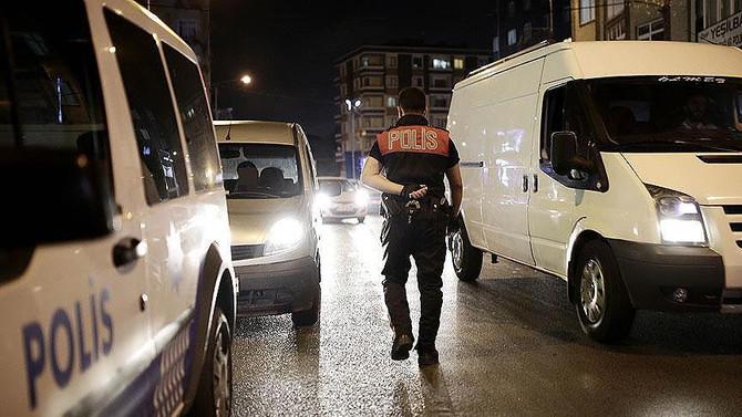 Antalya'da teröristlerle çatışma
