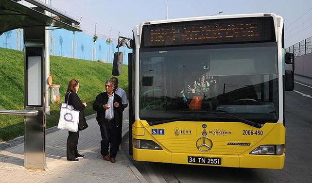 İETT'den kadın yolcular için gece düzenlemesi