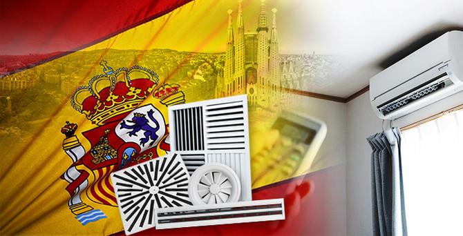 İspanya'nın havasını Türk malı cihazlar ayarlayacak