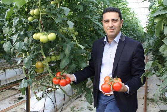 Yaş sebze ihracatçı, Rusya pazarının açılmasını bekliyor