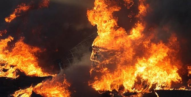 Yakıt tankerinde patlama: 73 ölü