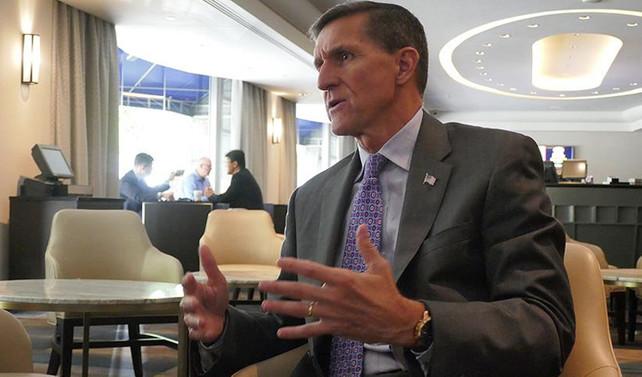 Flynn'e 'ulusal güvenlik danışmanlığı' önerisi