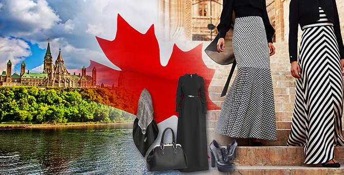 Kanadalılar Türkiye'de tesettür kıyafet üretmek istiyor