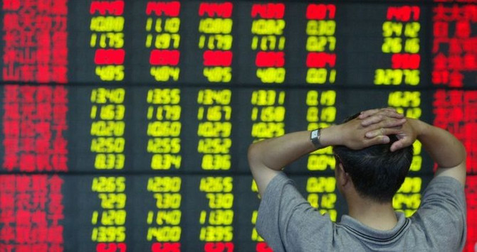 Küresel piyasalar, güçlenen dolar ile tedirgin